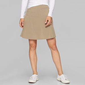 Athleta Everyday Exercise Skort In Classic Taupe